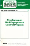 Developing an MAS engagement control program