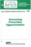 Assessing franchise opportunities