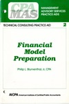 Financial model preparation