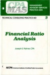 Financial ratio analysis; Management advisory services practice aids. Technical consulting practice aid, 03