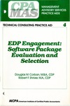EDP engagement : software package evaluation and selection