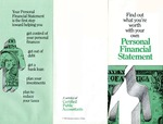 Find out what you're worth with your own personal financial statements