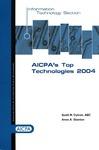 AICPA's top technologies 2004