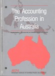 Accounting Profession in Australia; Professional Accounting in Foreign Country Series