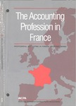 Accounting Profession in France; Professional Accounting in Foreign Country Series