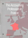 Accounting Profession in France, Second Edition Revised; Professional Accounting in Foreign Country Series
