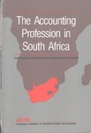 Accounting Profession in South Africa; Professional Accounting in Foreign Country Series