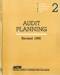 Audit planning, Revised 1990; Technical information for practitioners series, 2