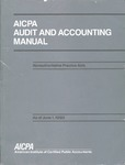 AICPA audit and accounting manual : nonauthoritative technical practice aids, as of June 1, 1990