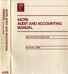 AICPA audit and accounting manual : nonauthoritative technical practice aids, as of June 1, 1993