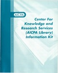 AICPA library information kit