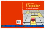 Advisers guide to S corporations : tax compliance and planning