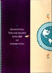 Accounting. The One Degree With 360 Degrees of Possibilities