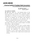 CPAs Approve FTC Agreement