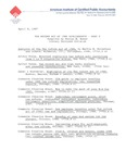 Tax Reform Act o 1986 Bibliography - Part 2