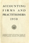 Accounting Firms and Practitioners 1950