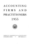 Accounting Firms and Practitioners 1955
