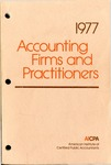 Accounting Firms and Practitioners 1977