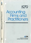 Accounting Firms and Practitioners 1979