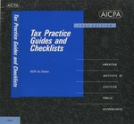 Tax practice Guides and Checklists 1995