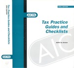 Tax practice Guides and Checklists 2001