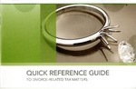 Quick reference guide to divorce-related tax-matters by American Institute of Certified Public Accountants. Family Law Tax Force and American Institute of Certified Public Accountants. Forensic and Valuation Services Section