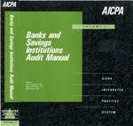 Banks and savings institutions audit manual, Volume 2