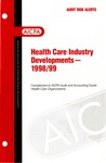 Health care industry developments - 1998/99