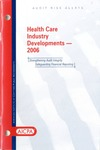 Health care industry developments - 2006