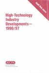 High-technology industry developments - 1996/97; Audit risk alerts