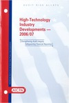 High-technology industry developments - 2006-07 by American Institute of Certified Public Accountants