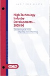 High-technology industry developments - 2005-06