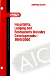 Hospitality: lodging and restaurants industry developments - 1999/2000