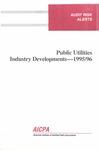 Public utilities industry developments - 1995/96