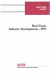 Real estate industry developments - 1993