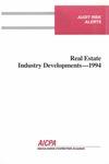 Real estate industry developments - 1994