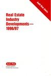 Real estate industry developments - 1996/97