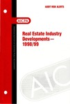 Real estate industry developments - 1998/99