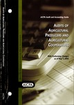 Audits of agricultural producers and agricultural cooperatives with conforming changes as of May 1, 2003