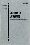 Audits of airlines with conforming changes as of May 1, 1994
