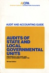 Audits of state and local governmental units (1986)