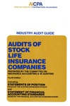 Audits of stock life insurance companies (1985)