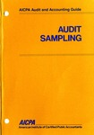 Audit sampling (1992); Audit and accounting guide: