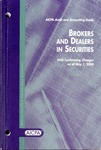 Brokers and dealers in securities with conforming changes as of May 1, 2006