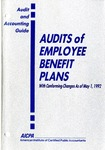 Audits of employee benefit plans with conforming changes as of May 1, 1992