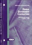 Federal government contractors with conforming changes as of May 1, 2006; Audit and accounting guide: