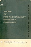 Audits of fire and casualty insurance companies (1966)