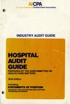 Hospital audit guide (1987); Industry audit guide; Audit and accounting guide