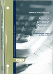 Audits of investment companies, with conforming changes as of May 1, 2001; Audit and accounting guide: