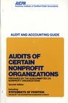 Audits of certain nonprofit organizations (1988)